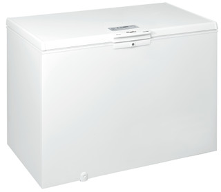 Vapaasti sijoitettava Whirlpool säiliöpakastin: Valkoinen - WHE3933 FO