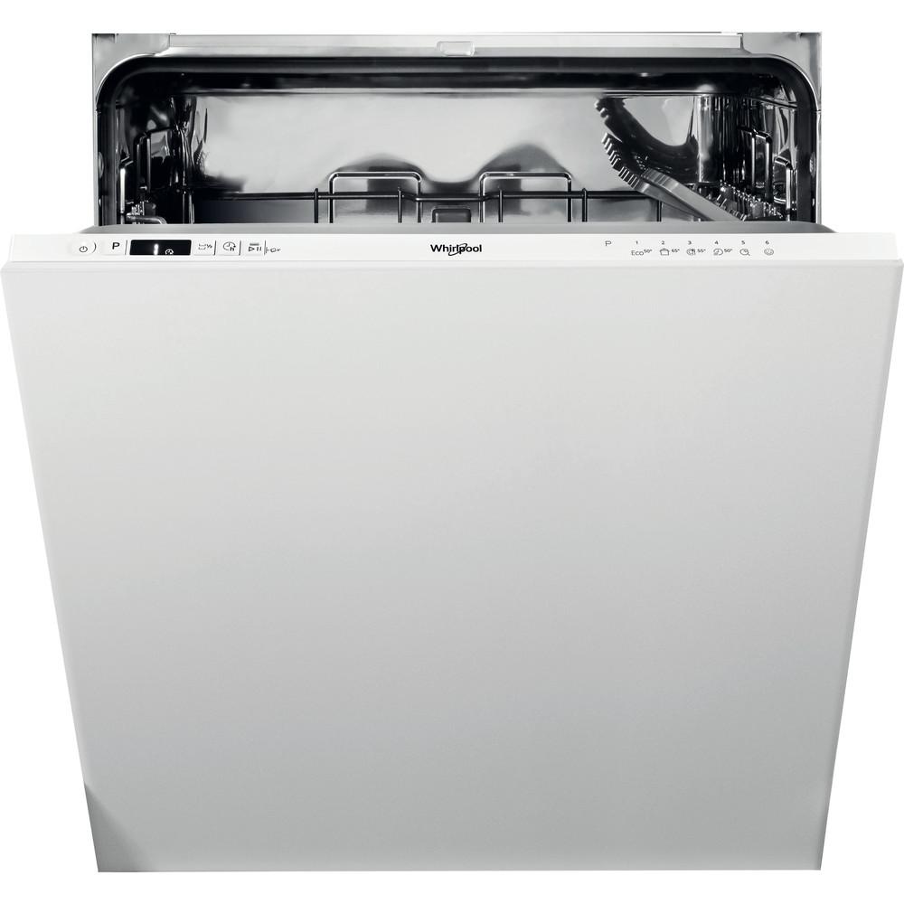 Whirlpool integrert oppvaskmaskin: farge hvit, 60 cm - WIS 5010