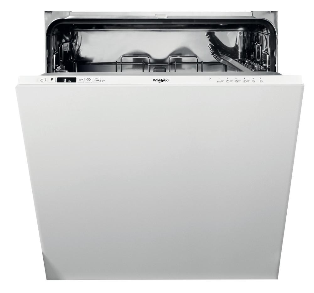 Whirlpool Astianpesukone Kalusteisiin sijoitettava WIS 5010 Full-integrated A+ Frontal