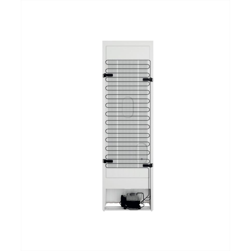 Indesit Kombinovaná chladnička s mrazničkou Voľne stojace INFC9 TI22W Biela 2 doors Back / Lateral