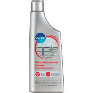 RVS/ inox reiniger - crème (250 ml)