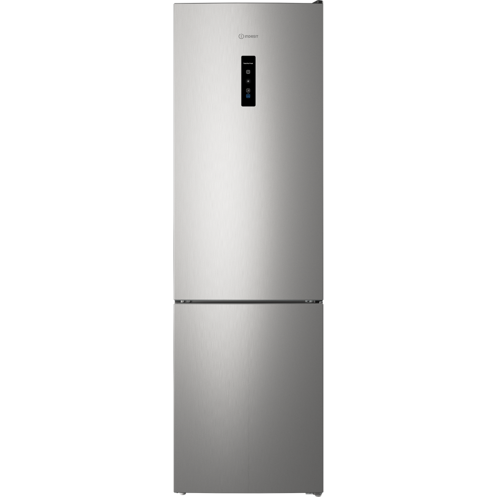 Indesit Холодильник с морозильной камерой Отдельностоящий ITR 5200 X Inox 2 doors Frontal
