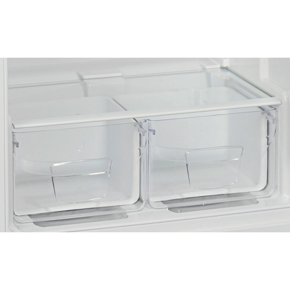 Indesit Холодильник с морозильной камерой Отдельностоящий RTM 016 Белый 2 doors Drawer