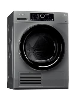 Whirlpool condenser tumble dryer: freestanding, 8kg - DSCX 80115
