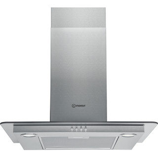 Indesit HOOD Built-in IHF 6.5 LM X Inox Wall-mounted Mechanical Frontal