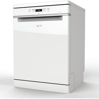 Whirlpool Dishwasher Free-standing WFC 3C24 P UK Free-standing A++ Perspective