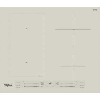 Індукційна склокерамічна варильна поверхня Whirlpool - WL S2760 BF/S