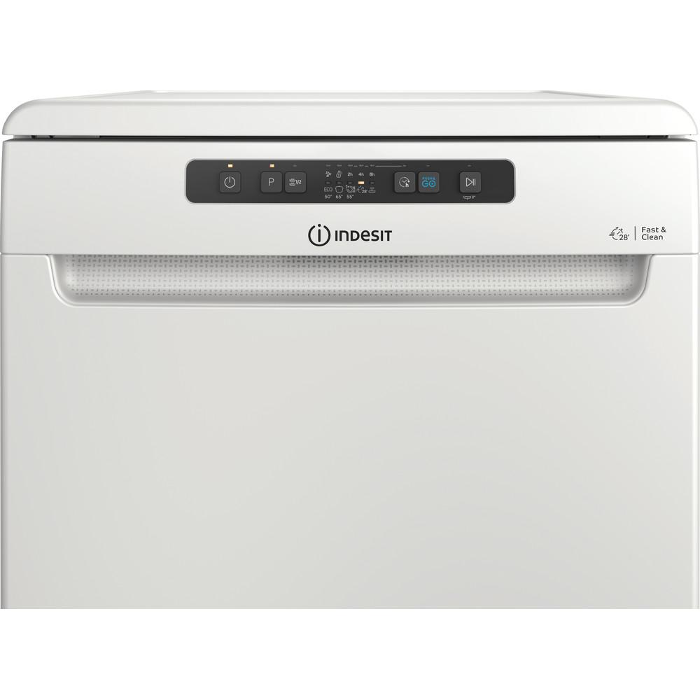 Indesit Mašina za pranje posuđa Samostojeći DFC 2B+19 AC Samostojeći F Control panel