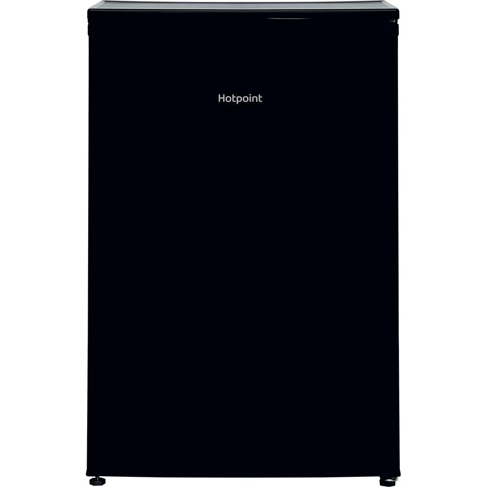 Hotpoint Freezer Free-standing H55ZM 1110 K 1 Black Frontal