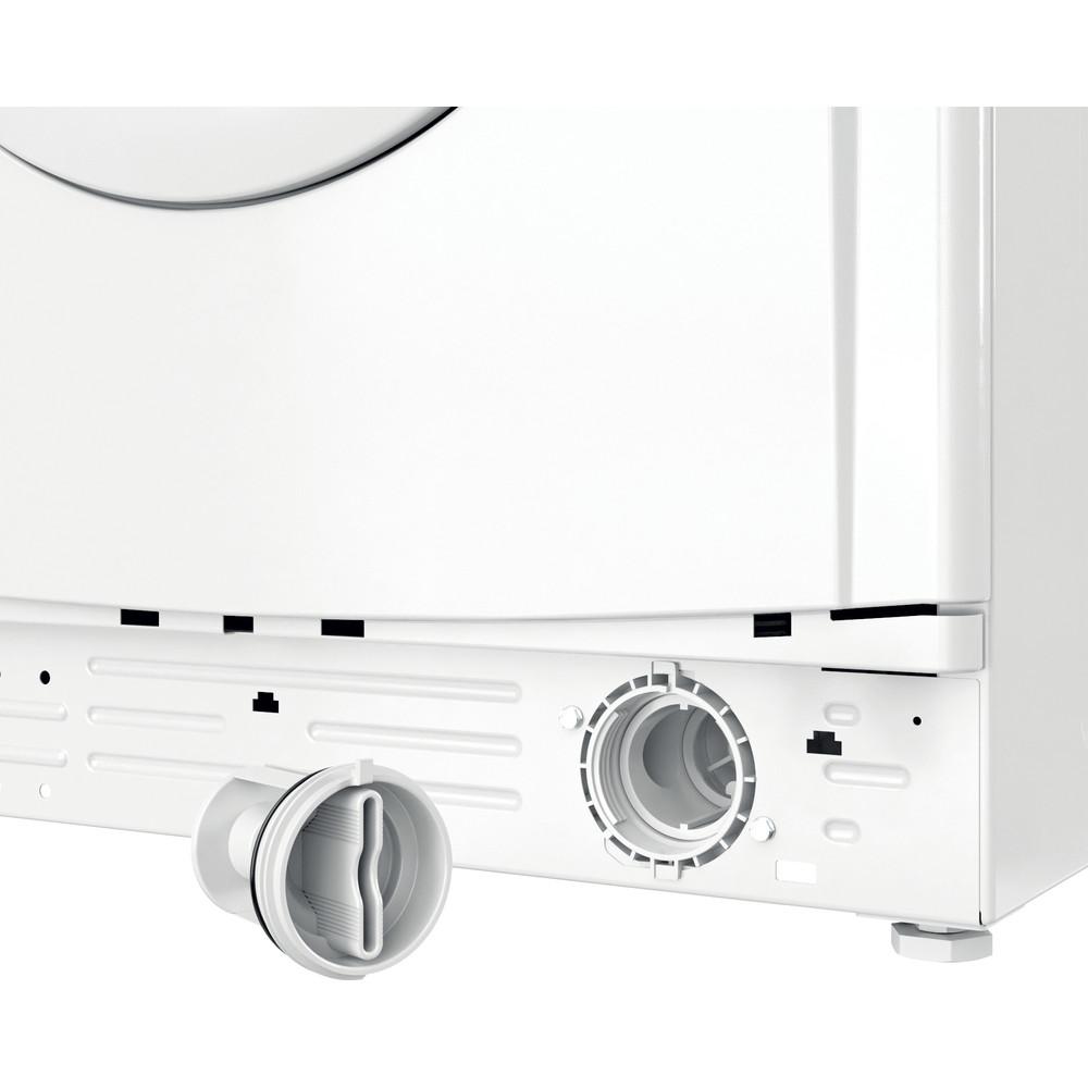 Indesit Lavadora Libre instalación EWC 61251 W SPT N Blanco Cargador frontal F Filter