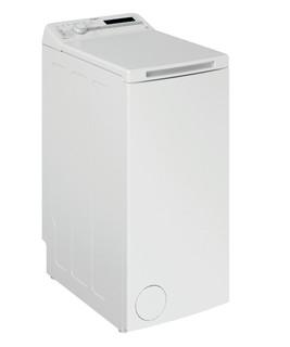 Whirlpool prostostoječi pralni stroj z zgornjim polnjenjem: 5,5 kg - TDLR 55120S EU/N