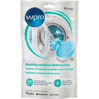 Pastilhas anti odor para máquina de lavar roupa - 3 unidades