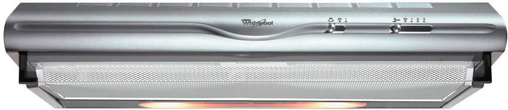 Whirlpool Liesituuletin Kalusteisiin sijoitettava AKR 441/1 IX Inox Wall-mounted Mekaaninen Frontal