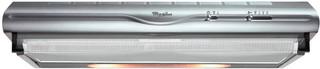 Vægmonteret Whirlpool-emhætte - AKR 441/1 IX