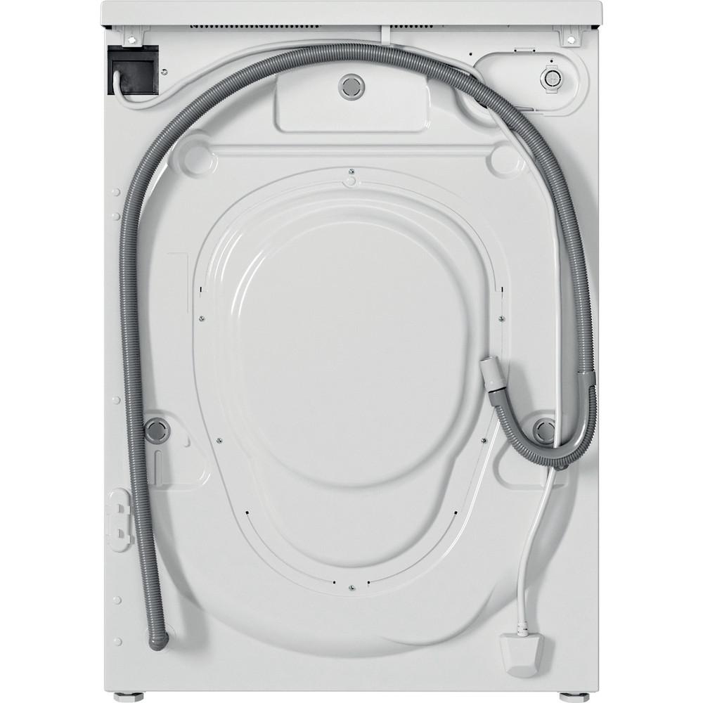 Indesit Lavabiancheria A libera installazione EWC 81251 W IT N Bianco Carica frontale F Back / Lateral