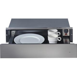 Whirlpool Platewarmer WD 142 IX Inox Frontal open
