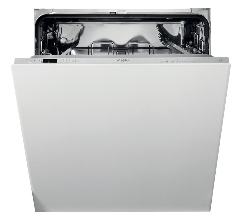 Whirlpool Astianpesukone Kalusteisiin sijoitettava WIC 3C33 E Full-integrated D Frontal
