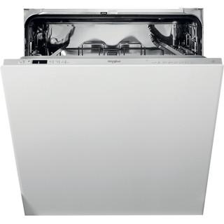 Whirlpool integrert oppvaskmaskin: farge sølv, 60 cm - WIC 3C33 E