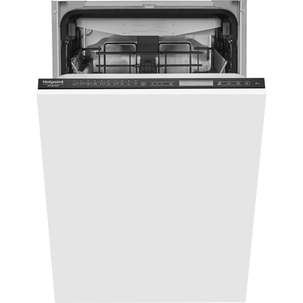 Hotpoint_Ariston Посудомоечная машина Встраиваемая HSIP 4O21 WFE Full-integrated A Frontal