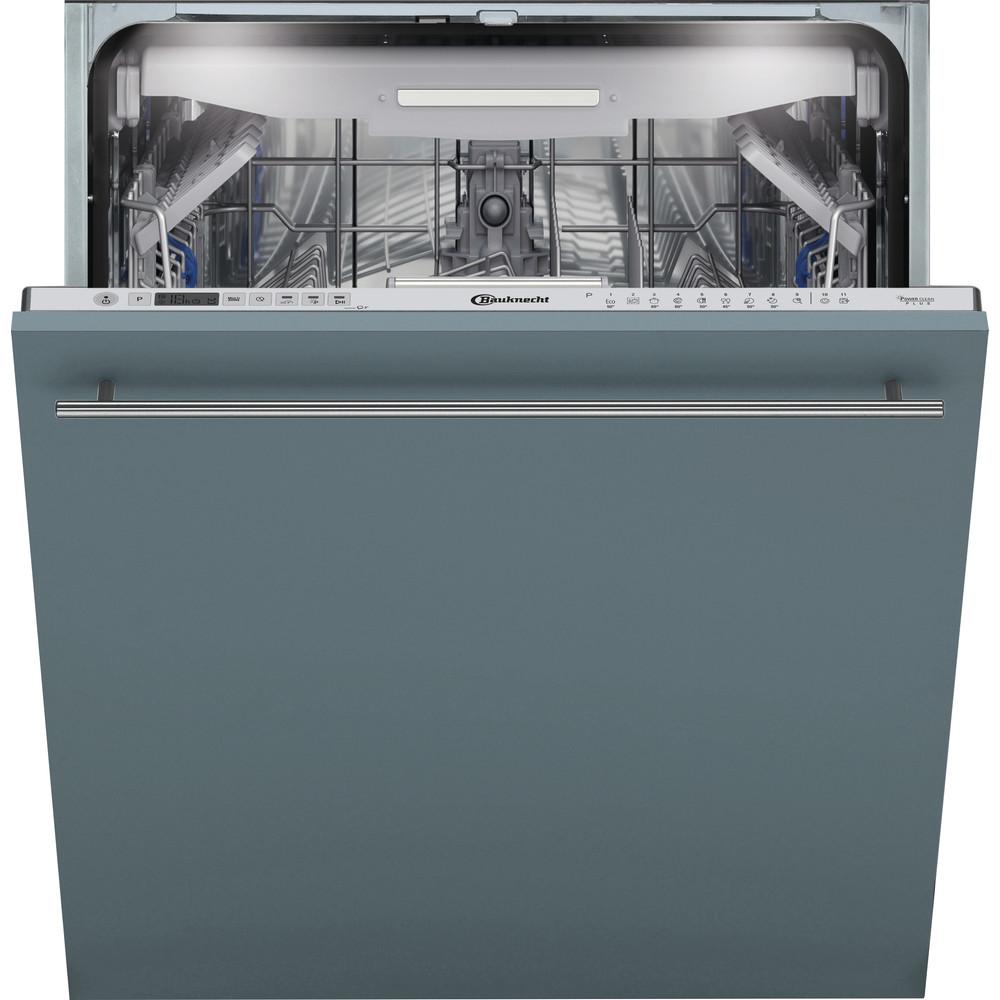 Bauknecht Dishwasher Einbaugerät BCIO 3T133 PFETC Vollintegriert D Frontal