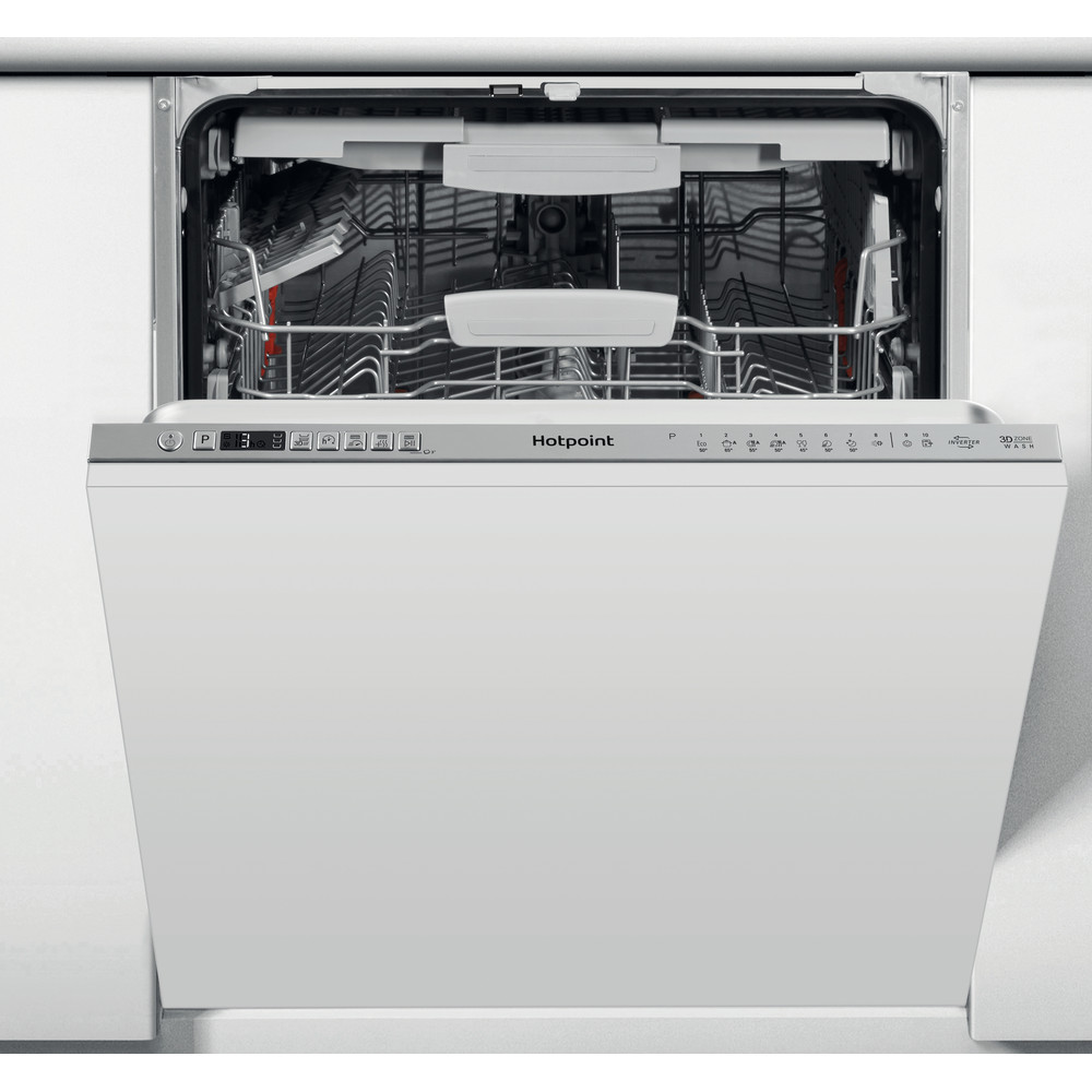 Hotpoint Dishwasher Built-in HIO 3T241 WFEGT UK Full-integrated Not available Frontal