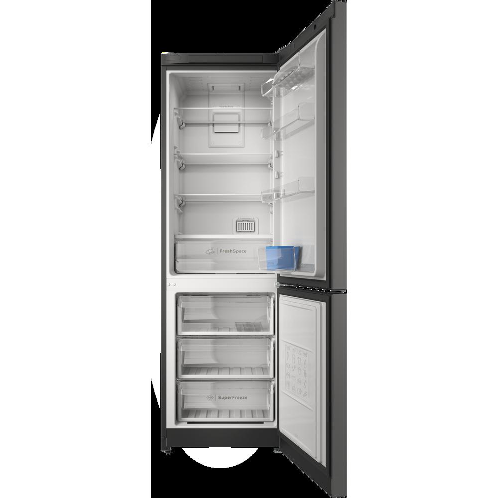 Indesit Холодильник с морозильной камерой Отдельностоящий ITS 5180 X Inox 2 doors Frontal open