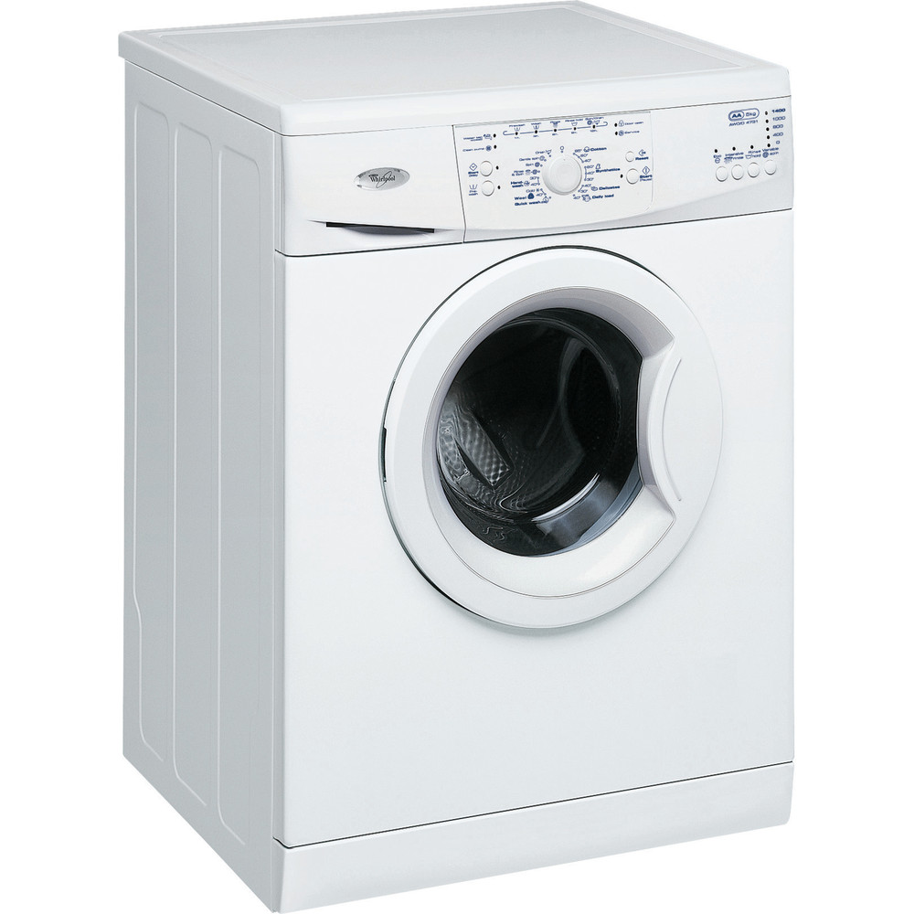 Whirlpool frontmatad tvättmaskin: 5 kg - AWO/D 4731