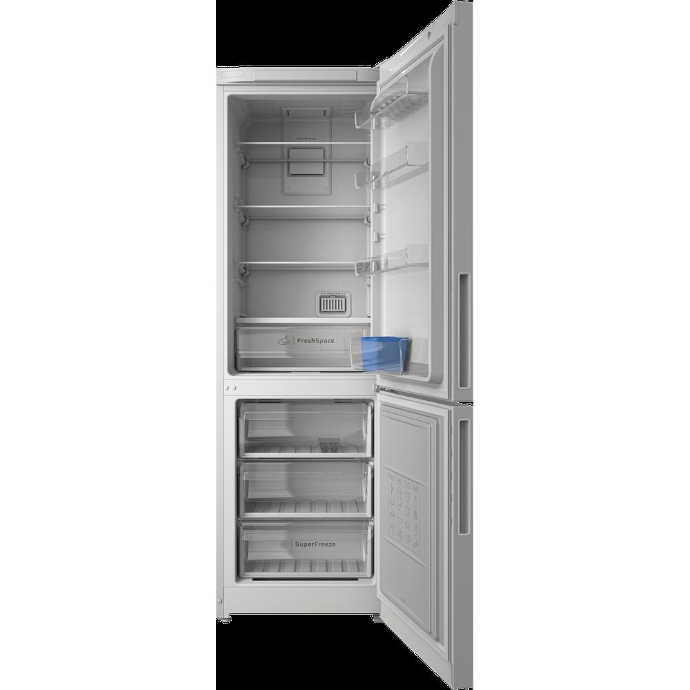 Indesit Холодильник с морозильной камерой Отдельностоящий ITR 5180 W Белый 2 doors Frontal open