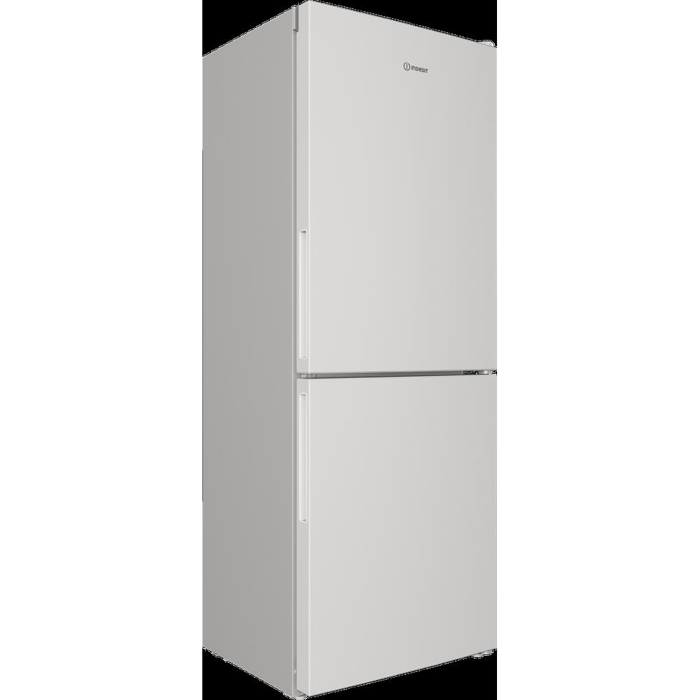 Indesit Холодильник с морозильной камерой Отдельностоящий ITR 4160 W Белый 2 doors Perspective