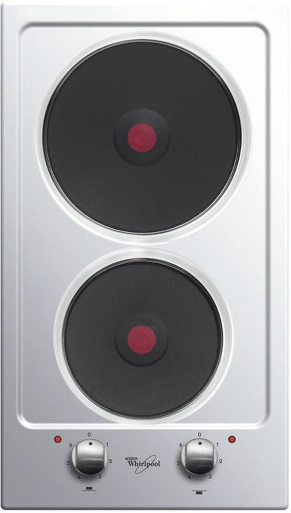 Whirlpool HOB AKT 310/IX Inox Traditional electric Frontal