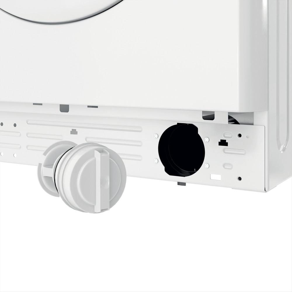 Indesit Vaskemaskine Fritstående MTWE 91483 W EU Hvid Frontbetjent D Filter