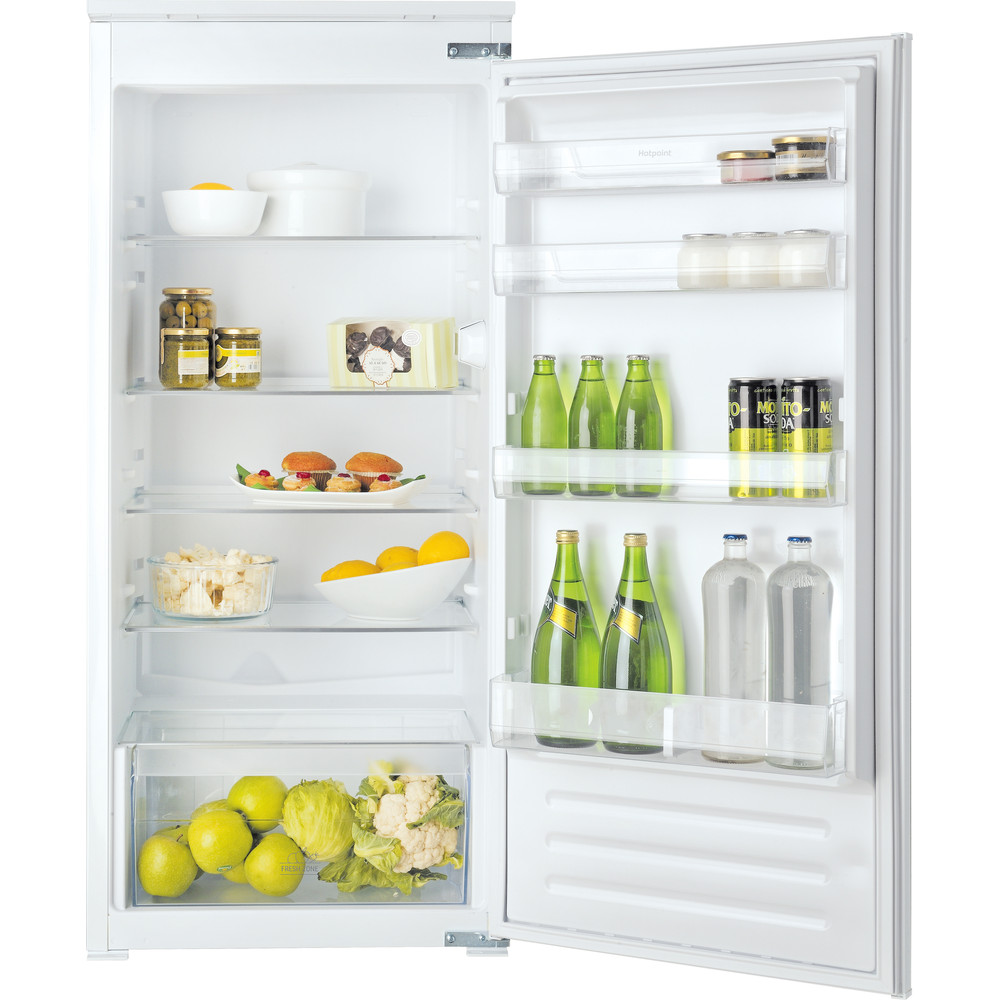Hotpoint Refrigerator Built-in HS 12 A1 D.UK 1 Inox Frontal open