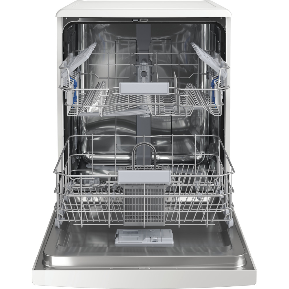 Indesit Dishwasher Free-standing DFC 2C24 UK Free-standing E Frontal open