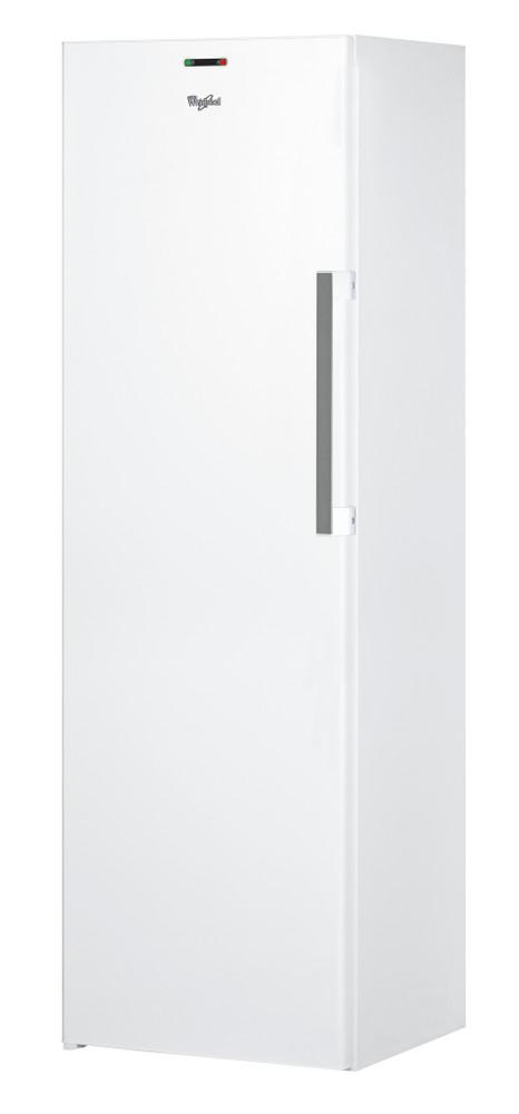 Whirlpool Pakastimessa Vapaasti sijoitettava UW8 F2Y WBI F 2 Valkoinen Perspective