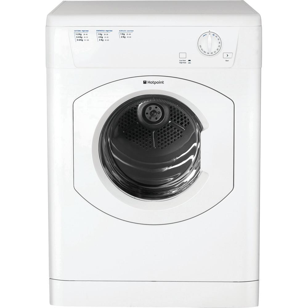 Hotpoint Dryer FETV 60C P (UK) White Frontal