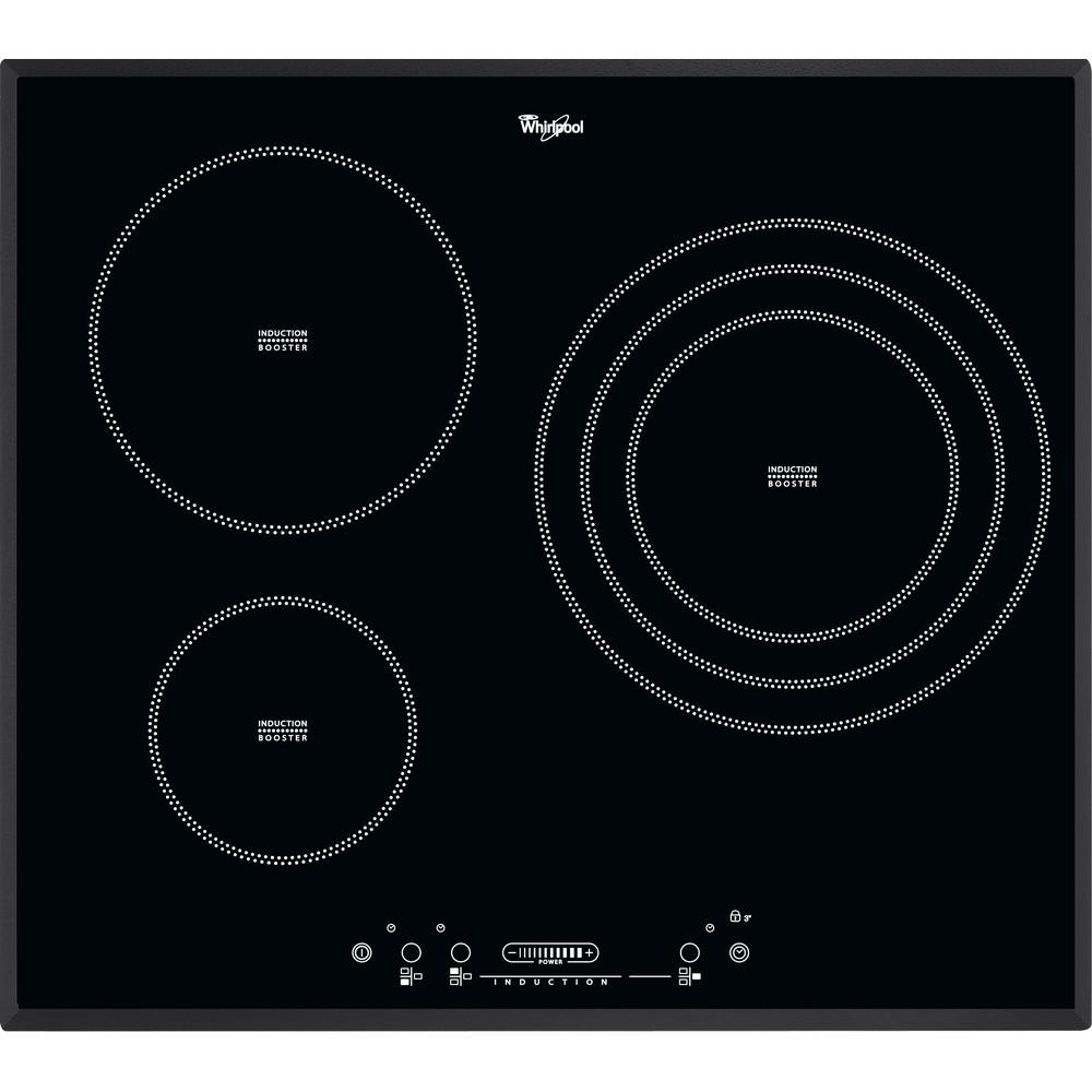 Placa de inducción Whirlpool - ACM 803/BA