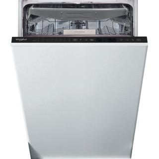 Whirlpool Trauku mazgājamā mašīna Iebūvējams WSIP 4O33 PFE Full-integrated D Frontal