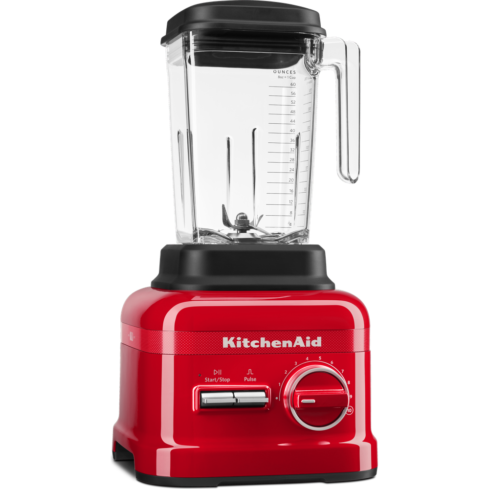 """QUEEN OF HEARTS""-STANDMIXER DER KITCHENAID HIGH PERFORMANCE - SERIE IN LIMITIERTER AUFLAGE 5KSB6060H"