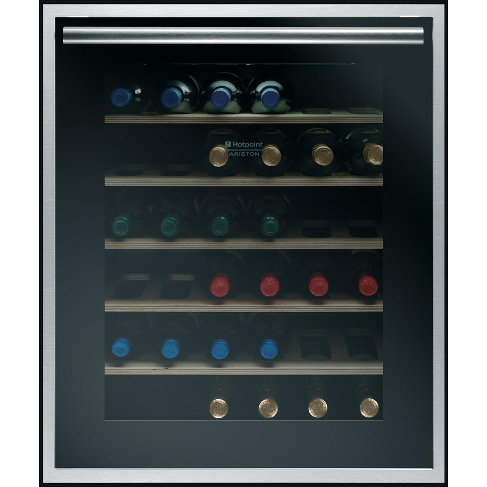 Hotpoint_Ariston Conservazione del vino Da incasso WL 36 A/HA Inox Frontal