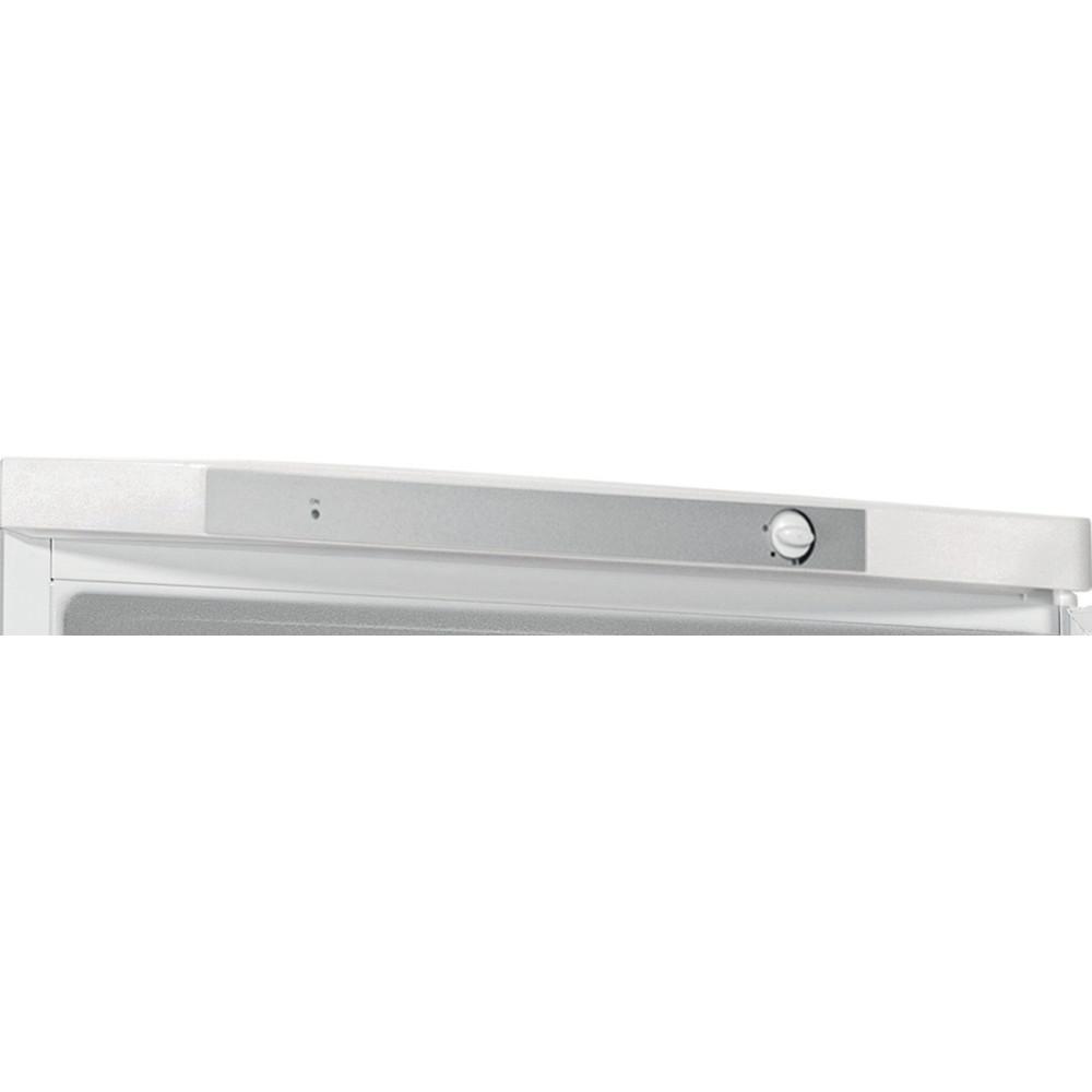 Indesit Холодильник с морозильной камерой Отдельностоящий ES 20 Белый 2 doors Control panel