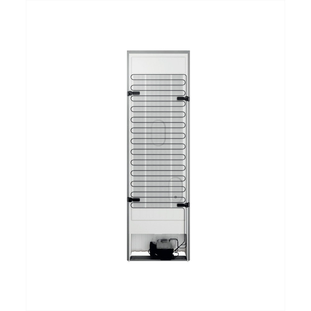 Indsit Racitor-congelator combinat Independent INFC9 TO32X Inox 2 doors Back / Lateral