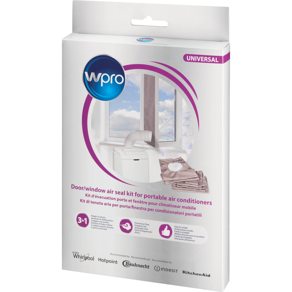 Indesit AIR CONDITIONING CAK002 Packaging