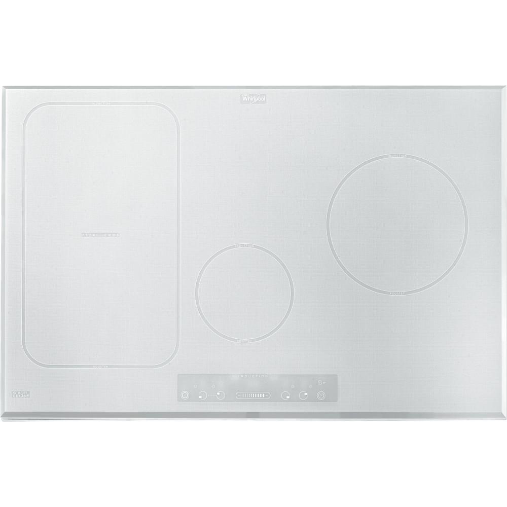 Placa de inducción Whirlpool - ACM 814/BA/WH