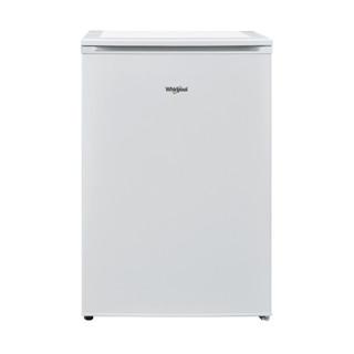 Fritstående Whirlpool-køleskab: hvid farve - W55RM 1110 W