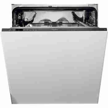 Whirlpool Maşină de spălat vase Încorporabil WIO 3T133 PE 6.5 Full-integrated D Frontal