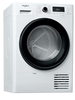 Сушилня с термопомпа Whirlpool: свободностояща, 8 кг - FT M11 82B EE