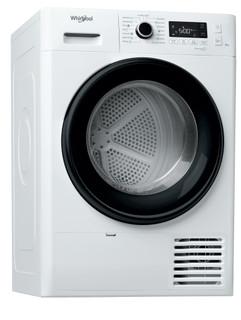 Whirlpool sušilni stroj s toplotno črpalko : Prostostoječi, 8kg - FT M11 82B EE
