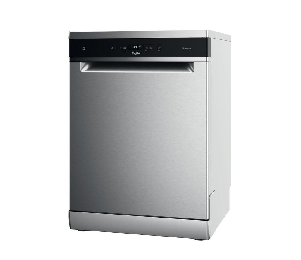 Whirlpool Dishwasher Samostojni WFC 3C42 P X Samostojni C Perspective