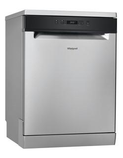 Lave-vaisselle Whirlpool: couleur inox, standard - WFC 3B19 X