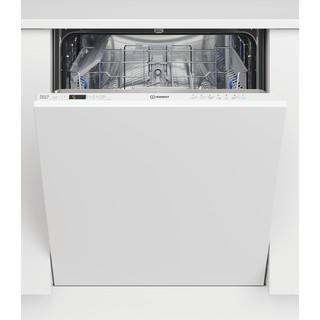 Indesit Lave-vaisselle Encastrable DIC 3B+19 Tout intégrable F Frontal